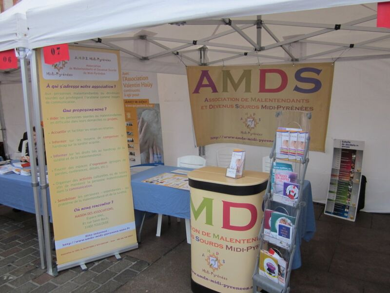 Stand AMDS